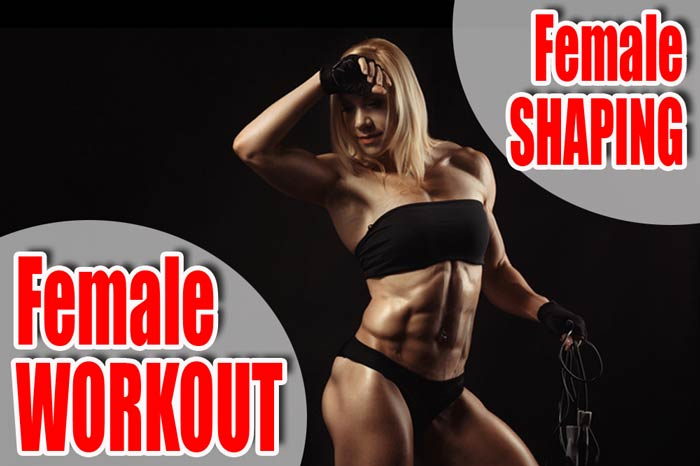Fitness Bodybuilding female